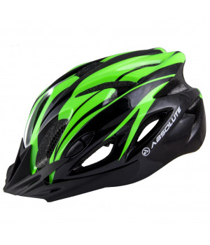 Capacete Absolute Led Sinalizador Bike Ciclismo